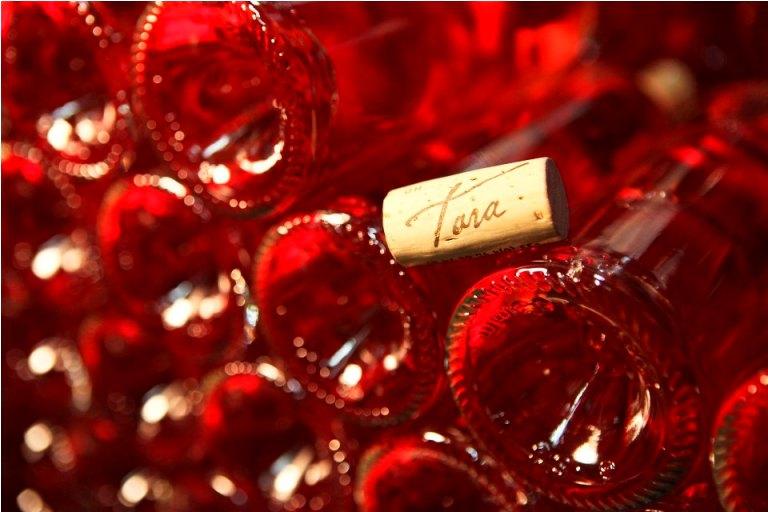 Розовое вино Домен де Тара