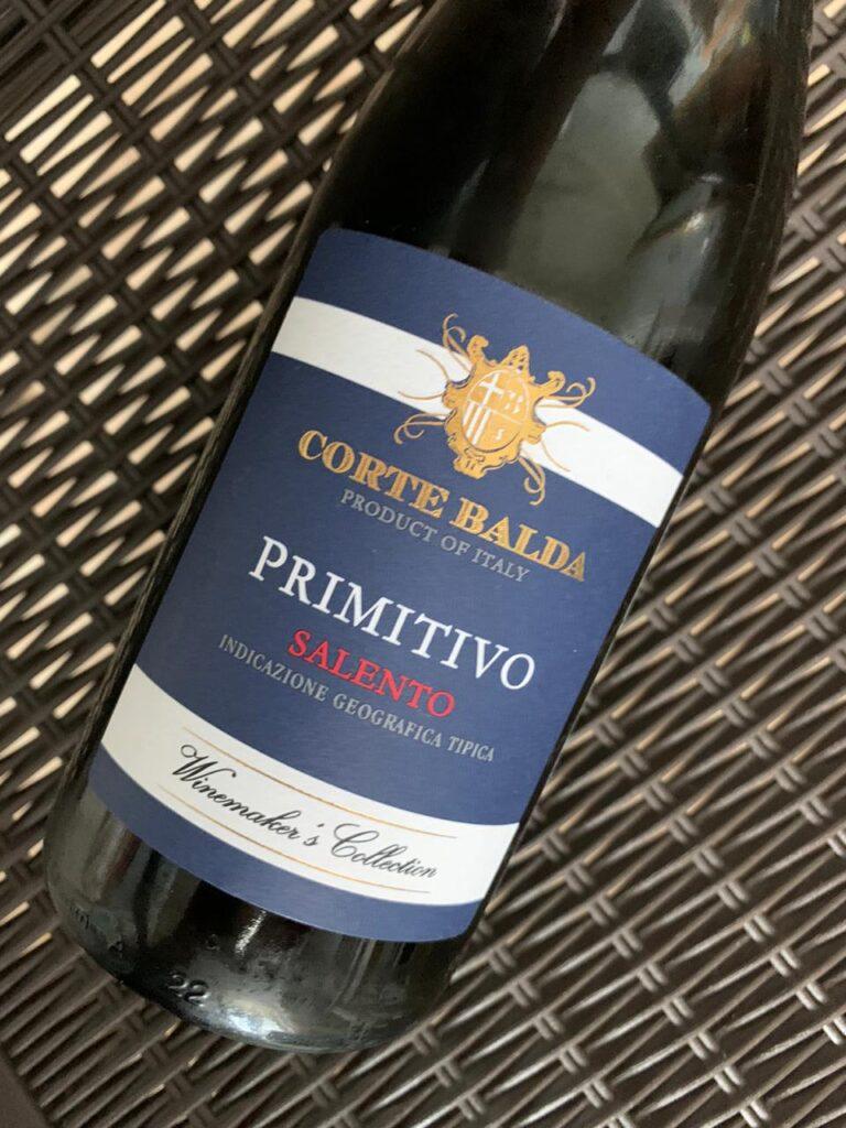 Фото вино Primitivo Salento IGT Borgo dei Mori Corte Balda